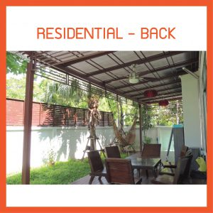 Residential Back