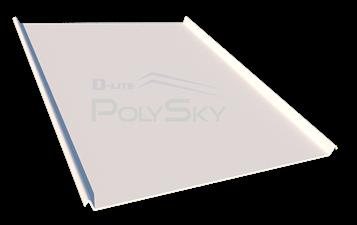กันสาดโปร่งแสง PolySky